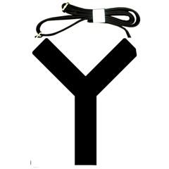 Forked Cross Shoulder Sling Bags