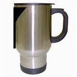 Forked Cross Travel Mug (Silver Gray) Right