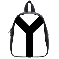 Forked Cross School Bags (Small)