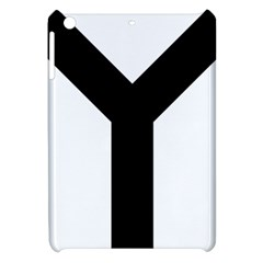 Forked Cross Apple iPad Mini Hardshell Case