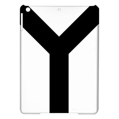 Forked Cross iPad Air Hardshell Cases
