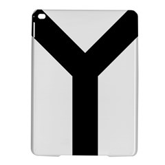 Forked Cross iPad Air 2 Hardshell Cases