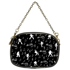 Elvis Presley pattern Chain Purses (Two Sides)