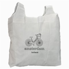 Amsterdam Recycle Bag (Two Side)