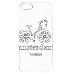 Amsterdam Apple iPhone 5 Hardshell Case with Stand