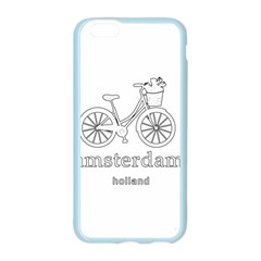 Amsterdam Apple Seamless iPhone 6/6S Case (Color)
