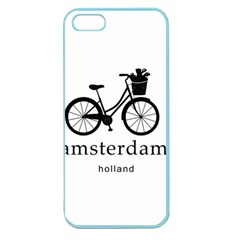 Amsterdam Apple Seamless iPhone 5 Case (Color)