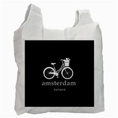 Amsterdam Recycle Bag (One Side)