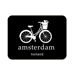 Amsterdam Double Sided Flano Blanket (Mini)