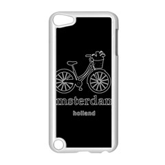 Amsterdam Apple iPod Touch 5 Case (White)