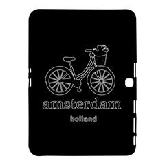 Amsterdam Samsung Galaxy Tab 4 (10 1 ) Hardshell Case