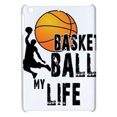 Basketball is my life Apple iPad Mini Hardshell Case