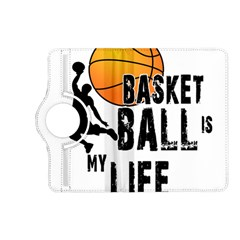 Basketball is my life Kindle Fire HD (2013) Flip 360 Case