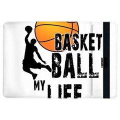 Basketball is my life iPad Air 2 Flip