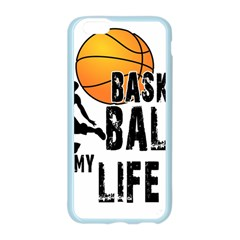 Basketball is my life Apple Seamless iPhone 6/6S Case (Color)