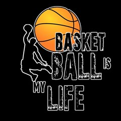 Basketball is my life Magic Photo Cubes
