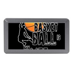 Basketball is my life Memory Card Reader (Mini)