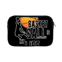Basketball is my life Apple iPad Mini Zipper Cases