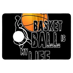 Basketball is my life Kindle Fire HDX Flip 360 Case