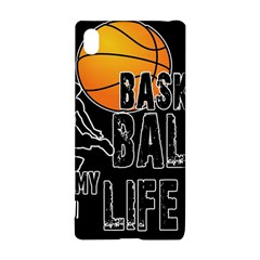Basketball is my life Sony Xperia Z3+
