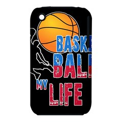 Basketball is my life iPhone 3S/3GS