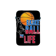 Basketball is my life Apple iPad Mini Protective Soft Cases