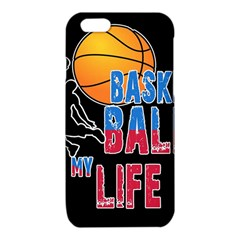 Basketball is my life iPhone 6/6S TPU Case