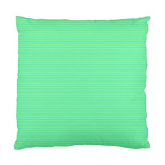 Decorative lines pattern Standard Cushion Case (Two Sides)