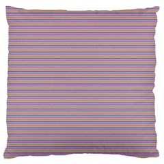 Decorative lines pattern Standard Flano Cushion Case (One Side)