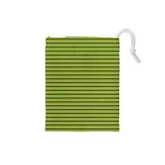 Decorative Lines Pattern Drawstring Pouches (small)