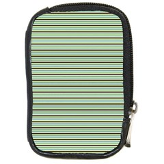Decorative lines pattern Compact Camera Cases