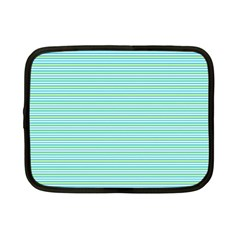 Decorative lines pattern Netbook Case (Small)