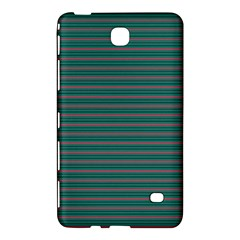 Decorative lines pattern Samsung Galaxy Tab 4 (7 ) Hardshell Case