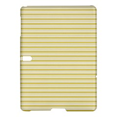 Decorative Lines Pattern Samsung Galaxy Tab S (10 5 ) Hardshell Case