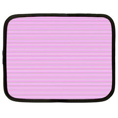Decorative Lines Pattern Netbook Case (xl)