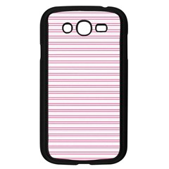 Decorative line pattern Samsung Galaxy Grand DUOS I9082 Case (Black)