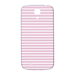 Decorative line pattern Samsung Galaxy S4 I9500/I9505  Hardshell Back Case