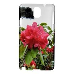 Virginia Waters Flowers Samsung Galaxy Note 3 N9005 Hardshell Case