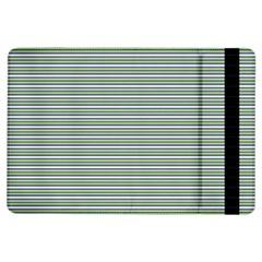 Decorative Line Pattern Ipad Air Flip