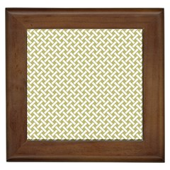 Artistic Pattern Framed Tiles