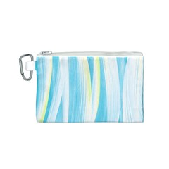 Artistic pattern Canvas Cosmetic Bag (S)