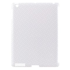 Artistic pattern Apple iPad 3/4 Hardshell Case (Compatible with Smart Cover)