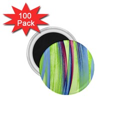 Artistic pattern 1.75  Magnets (100 pack)