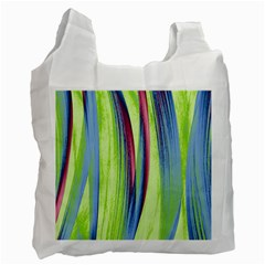 Artistic Pattern Recycle Bag (two Side)