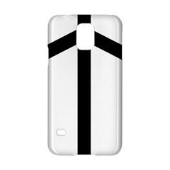 Grapevine Cross Samsung Galaxy S5 Hardshell Case