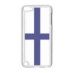 Greek Cross  Apple iPod Touch 5 Case (White)