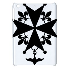 Huguenot Cross Apple iPad Mini Hardshell Case