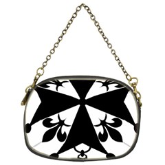 Huguenot Cross Chain Purses (Two Sides)