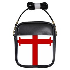 Cross of Saint James Girls Sling Bags