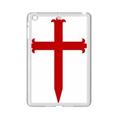 Cross of Saint James iPad Mini 2 Enamel Coated Cases